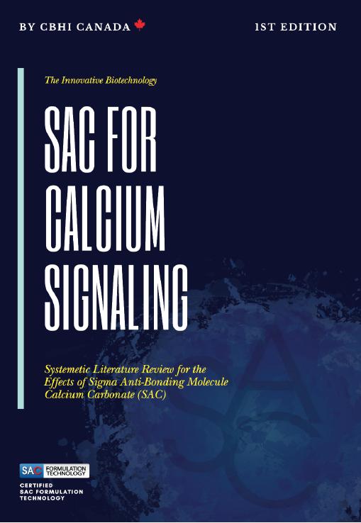 SAC for Calcium Signalling